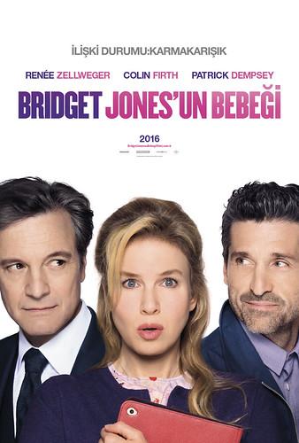 Bridget Jones'un Bebeği - Bridget Jones's Baby (2016)