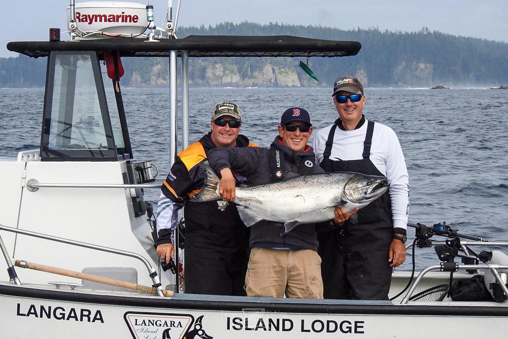 2016 season flickr for Langara fishing lodge