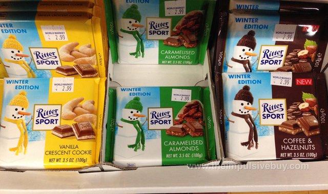 Ritter Chocolate Buy Online