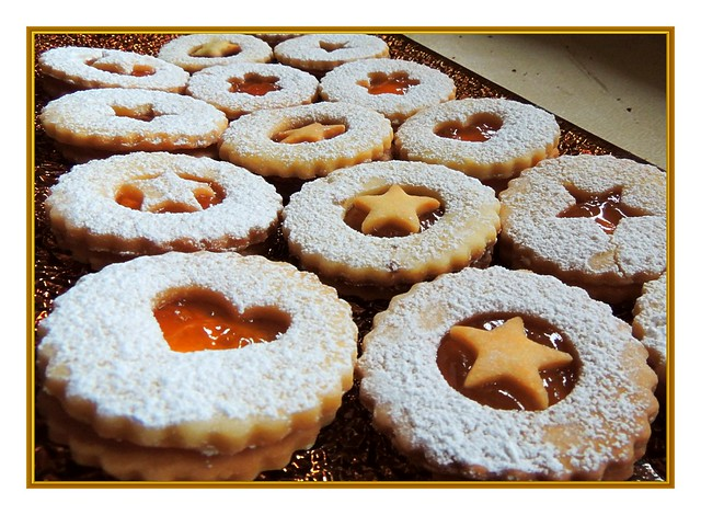 Please Austrian christmas cookies have
