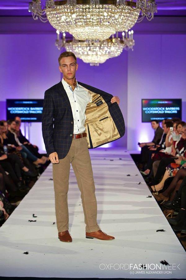 Oxford fashion week cosmopolitan show