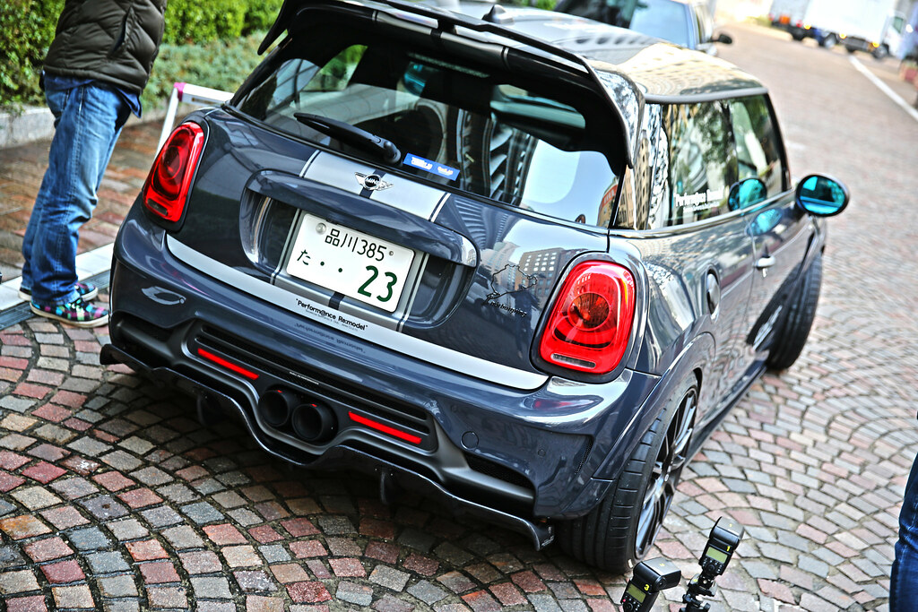 mini cooper s jcw kit with 16643906167 on 2010 Mini Clubman S With Jcw Tuning Kit topic9851 additionally 16643906167 also Watch as well First All New Mini Clubman Review Says It S  fortable Video 100497 in addition 2016.