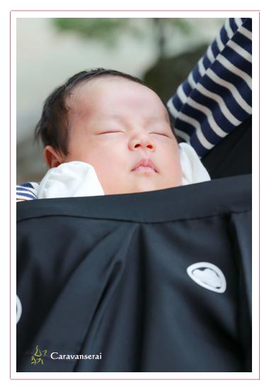 お宮参り写真 熱田神宮 名古屋市熱田区 100日参り 赤ちゃん写真 ベビーフォト 着物 家族写真 出張撮影 データ