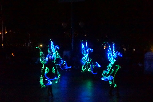 Pixie Dancers in the Paint the Night | by Disney, Indiana