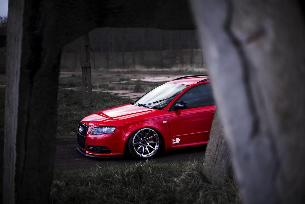 Audi A4 Jr 11 18x9 5 Et30 Hiper Black Jr Wheels Flickr