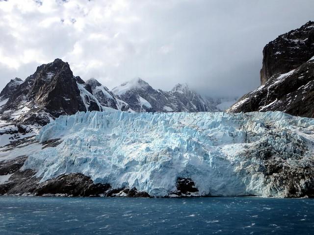 Massive Glacier