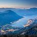 Montenegro - Crna Gora - Kotor Bay - Boka at Dusk