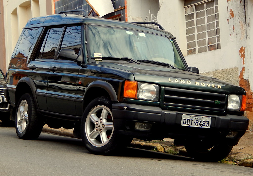 land rover discovery ii 2001 td5 motor 5 cilindros turbo flickr. Black Bedroom Furniture Sets. Home Design Ideas