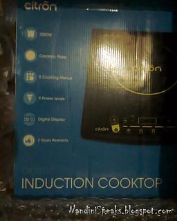 CITRON INDUCTION COOKTOP