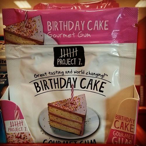 Project 7 Birthday Cake Gum Nexus4 Birthday Cake Gum