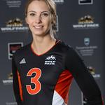 Savannah Guttman, WolfPack Women's Volleyball