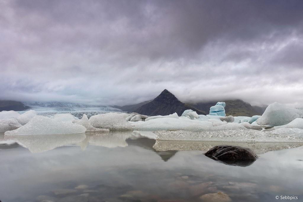[Le Jackot Islandais]Ruée vers l'est: Skaftafell & glaciers [Ajouts] 29812980344_765c028296_b
