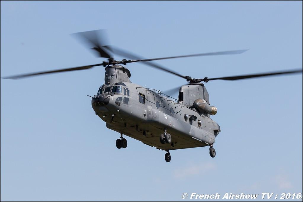Boeing CH-47 Chinook airpower zeltweg 2016 , AIRPOWER16 - Österreichs Airshow , Steiermark , Austria, Canon Reflex , EOS System