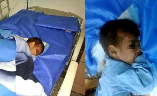 """Madre del niño abandonado en Villa Central, Puerto Ordaz, padece """"problemas psiquiátricos"""""""