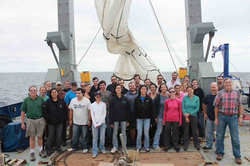 Process Cruise Group Photos