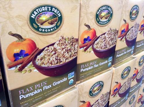 Costco Nature S Path Organic Pumpkin Flaxplus Granola