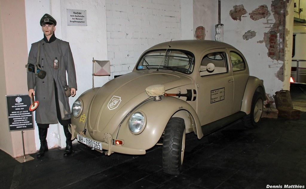 wehrmacht beetle a vw typ 82e at the r derwerk in hameln. Black Bedroom Furniture Sets. Home Design Ideas