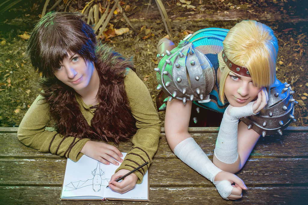 Img0670 hiccup astrid by xtreme twins cosplay source h flickr img0670 by azur cosplay photography img0670 by azur cosplay photography ccuart Choice Image
