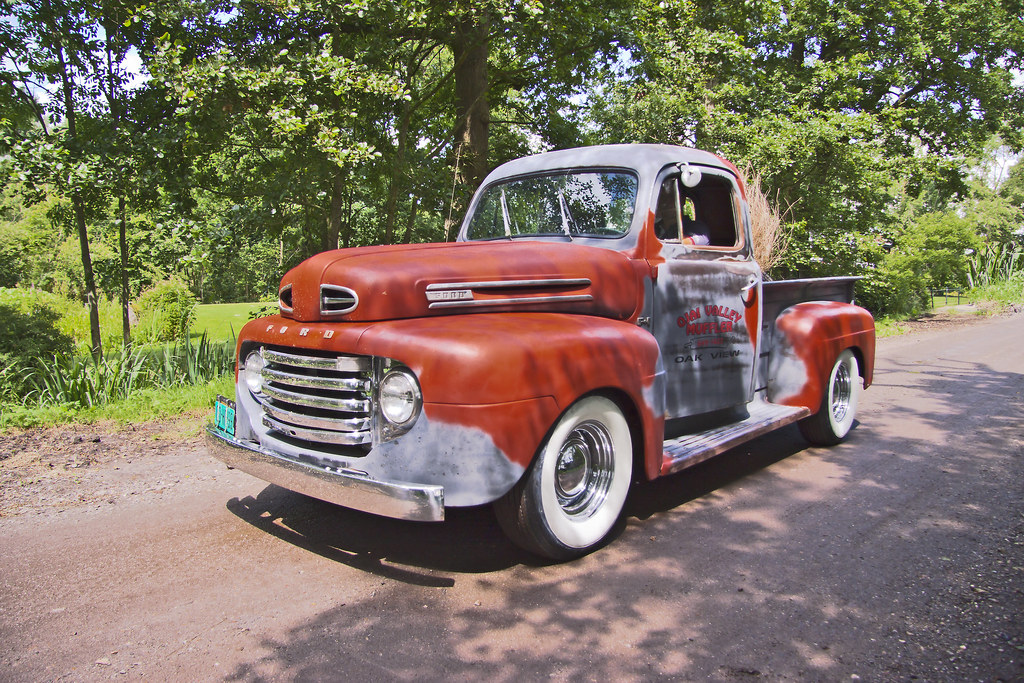 Ford F-1 Pick-Up Truck 1948 (2735) | 1948 Ford F-1 Pick-Up ...