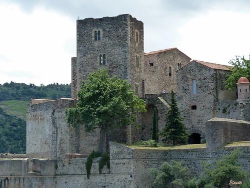 Ch teau royal collioure le ch teau de collioure est - Chateau royal collioure ...