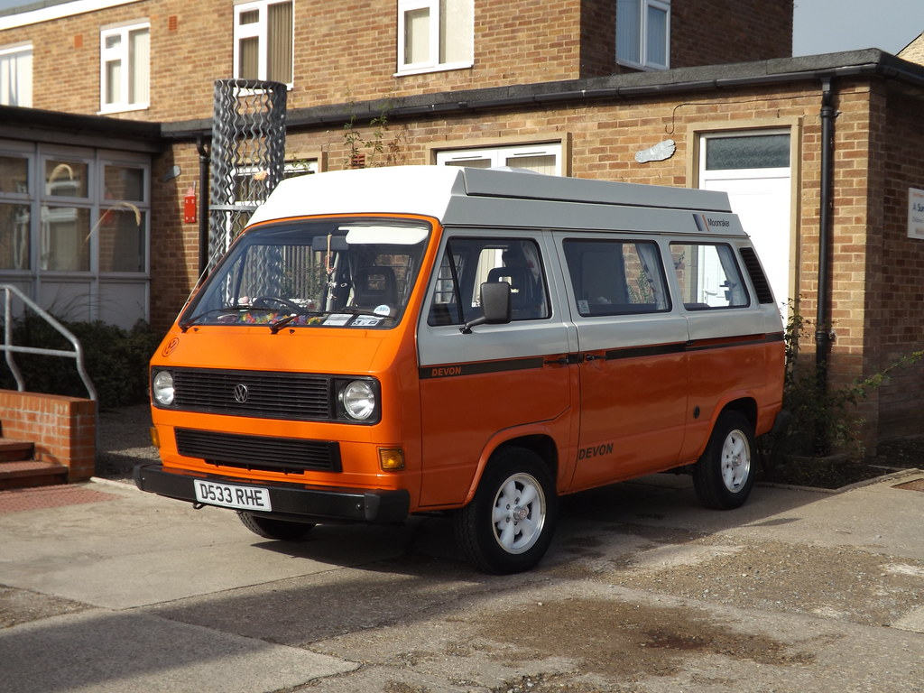 vw transporter t3 devon a very smart devon conversions 39 mo flickr. Black Bedroom Furniture Sets. Home Design Ideas