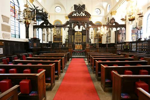 St Margaret Lothbury, City of London