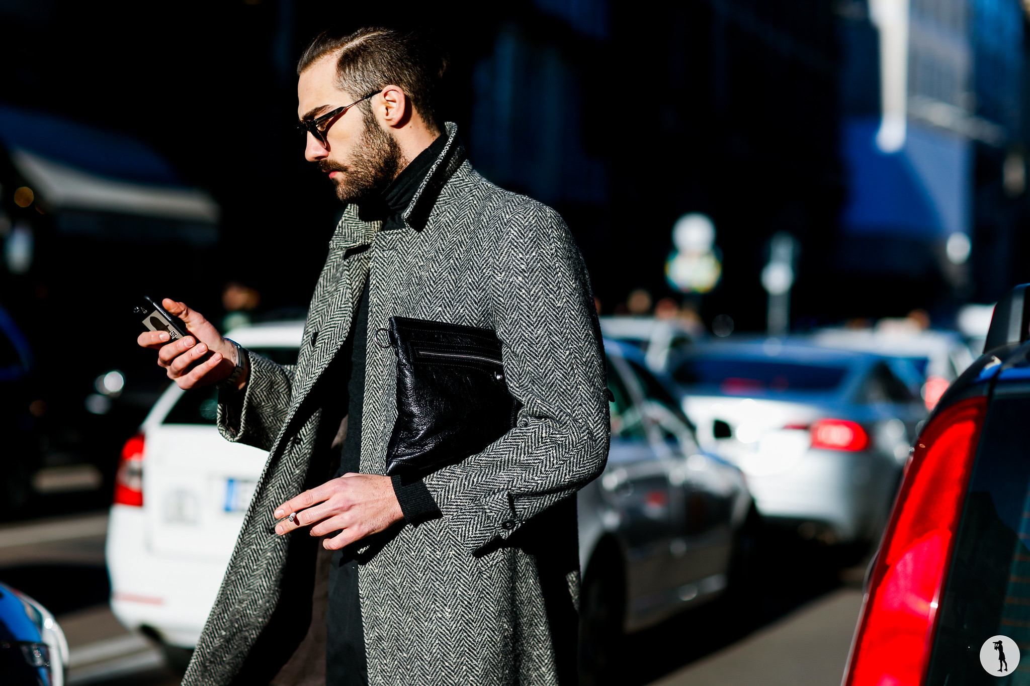 Street style at Milan Fashion Week Menswear-9 2