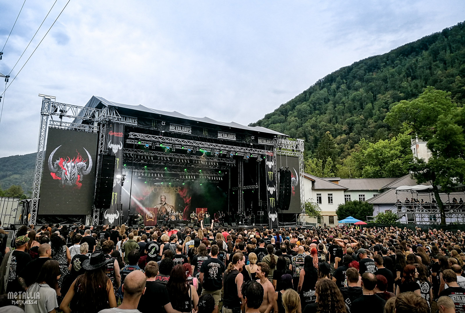 metaldays 2016, metaldays, metalcamp, metal festival, tolmin, metaldays main stage