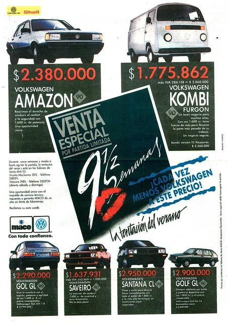 Volkswagen (1990)