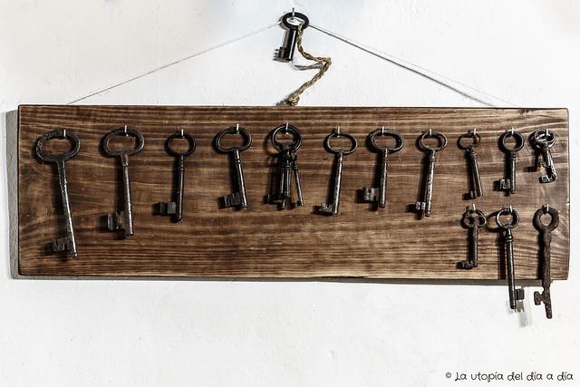 Las llaves abren puertas, pero también las cierran