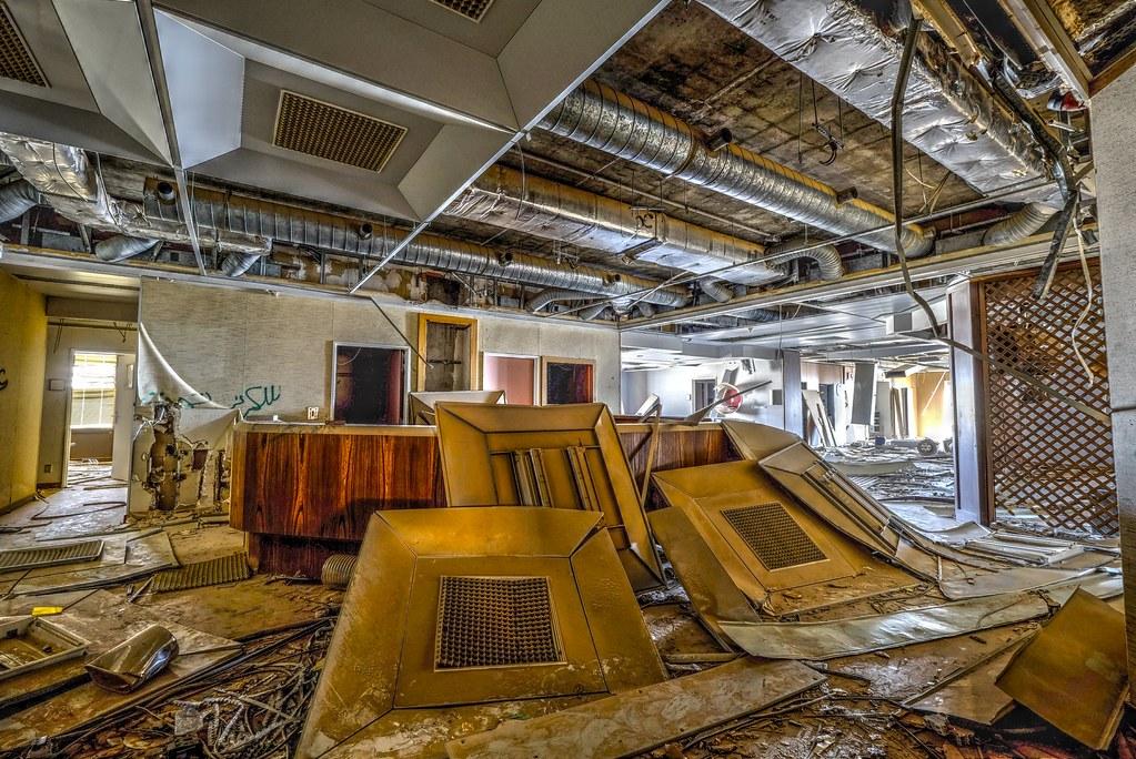 Abandoned Building Shoot