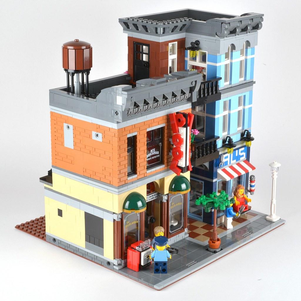 Lego Beach House Florida