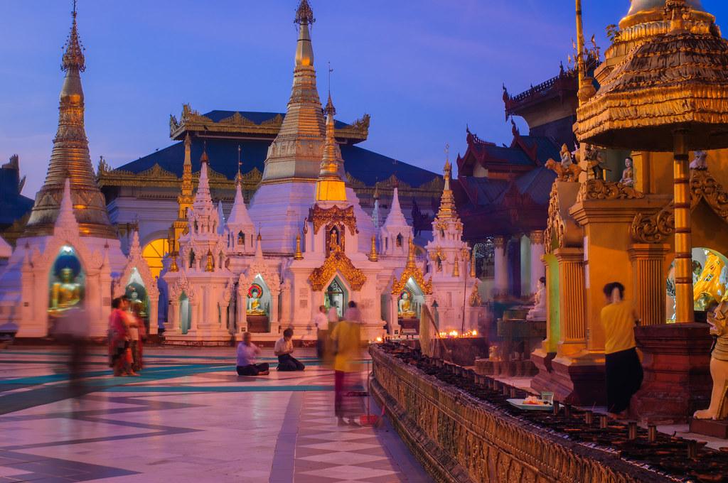Shwedagon Pagoda | Yangon, Myanmar