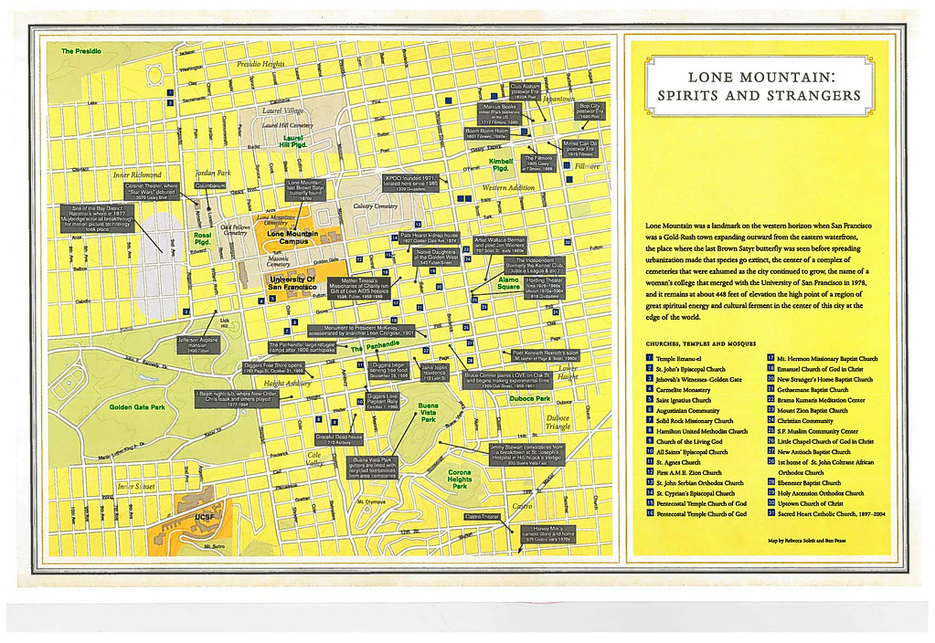 Usfca Campus Map