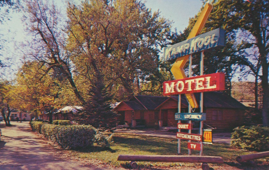 Kamp Kool Motel and Trailer Court - Spearfish, South Dakota