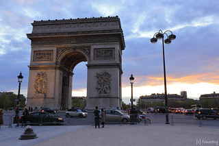 Arc de Triomphe | by tomosang R32m
