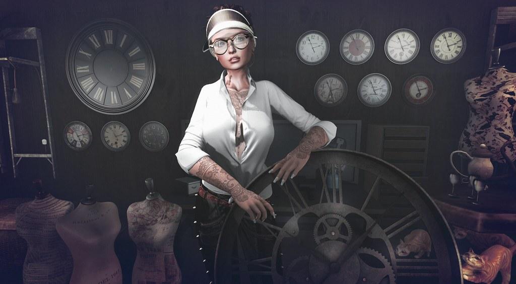 Clock Girl