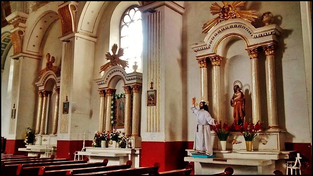 Ex Convento de Calpan