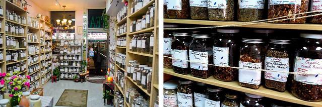 Suns Organic Tea Shop