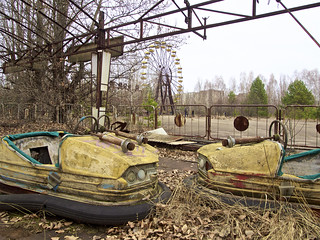 Pictures from Pripyat, Ukraine | by Clay Gilliland