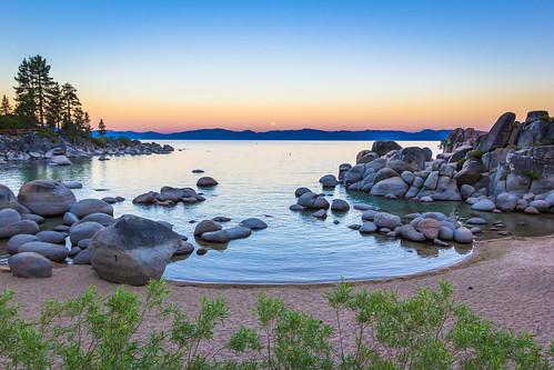 Sand Harbor - Lake Tahoe, Nevada | by Trevor Bexon
