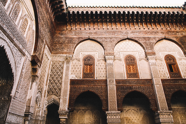 Off The Beaten Path: Morocco | Fes | Photo by Ashlae Warner | @saltandwind Field Notes | www.saltandwind.com