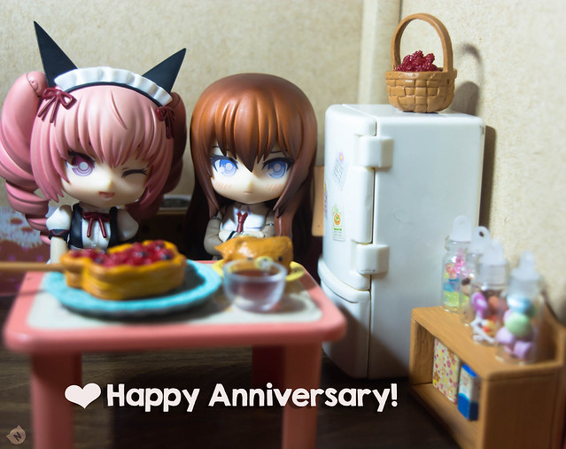 Happy 1st Anniversary of Nendoroid Collecting!
