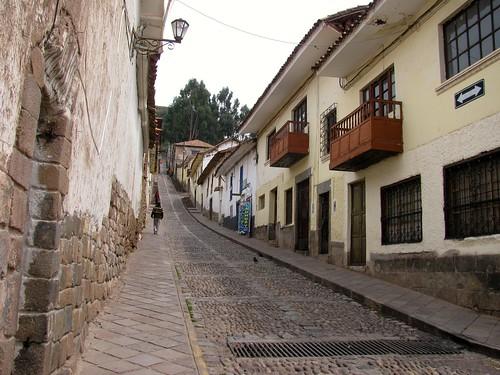 Calle Palacio, Cusco
