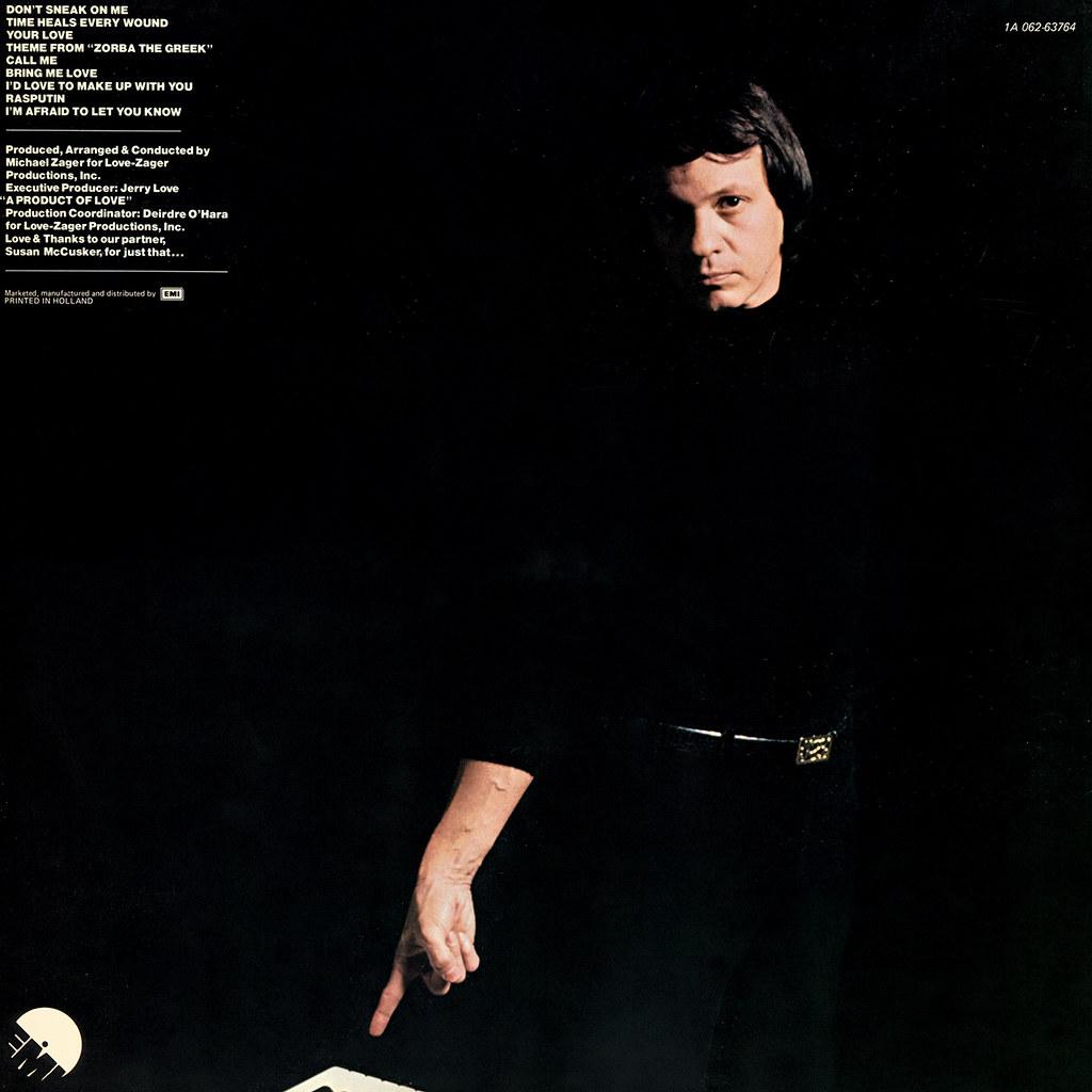 Michael Zager Band - Zager