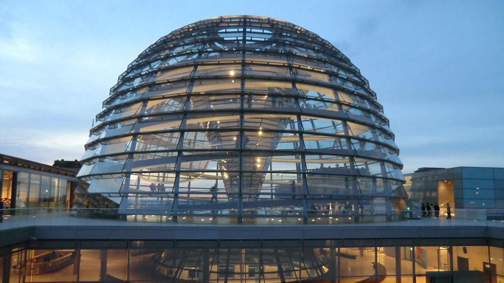 berlin reichstags kuppel dome of german parliament bui flickr. Black Bedroom Furniture Sets. Home Design Ideas