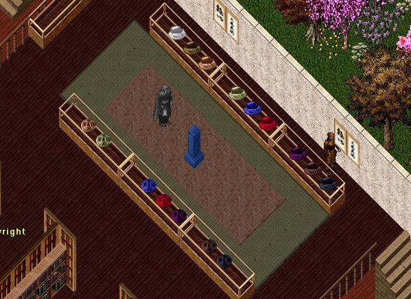 UO Evolution Black Belt System Ultima Online
