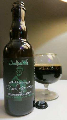 Jackie O's Dark Apparition Coffee Vanilla | by TheBarleyWhine