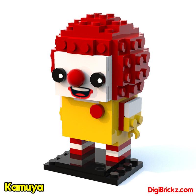 BrickHeadz - McDonald's Ronald