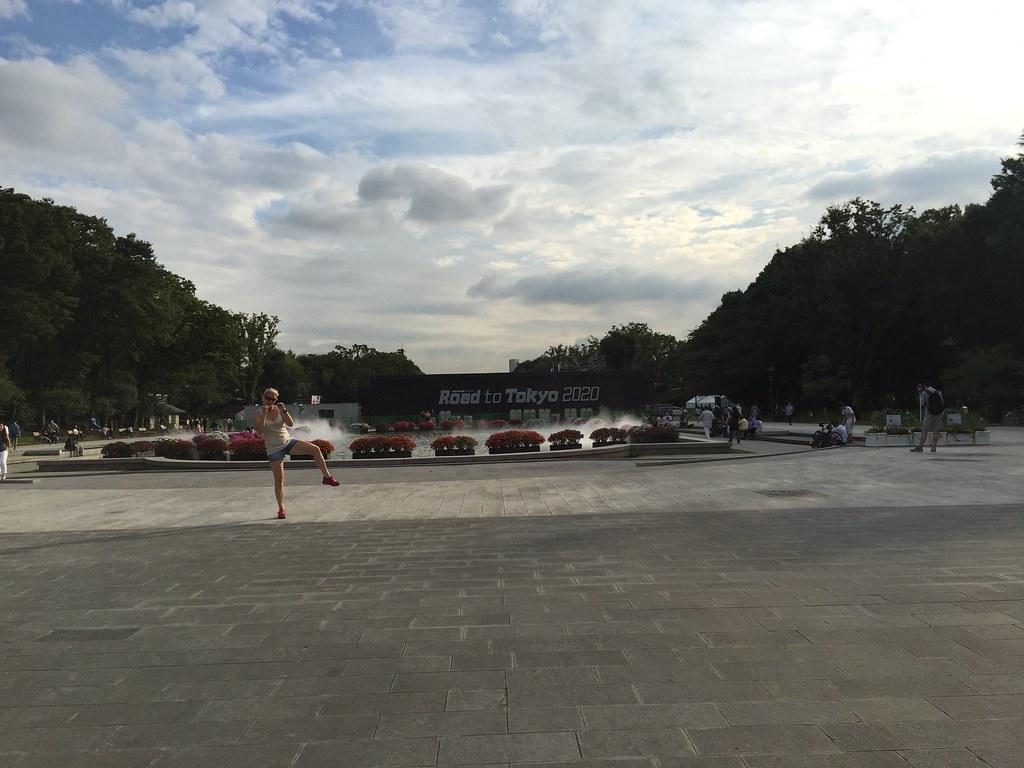 Ueno-parken Road To Tokyo 2020 Muay Thai